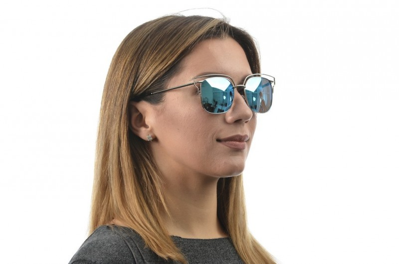 Женские очки 2020 года 1940blue, фото 5