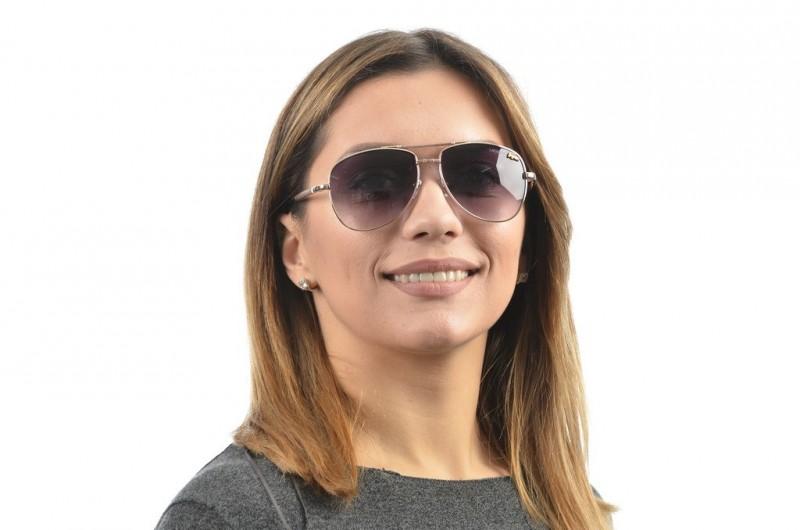 Женские очки 2021 года 7260blue, фото 4