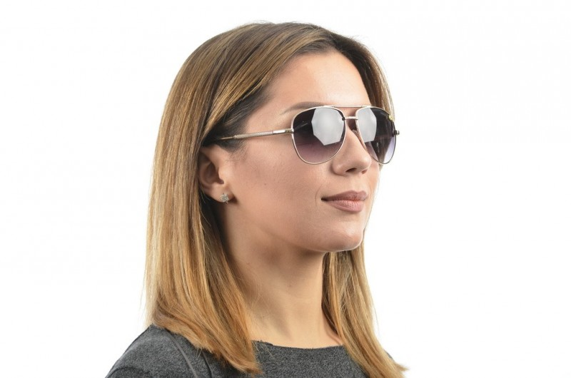 Женские очки 2021 года 7260blue, фото 5