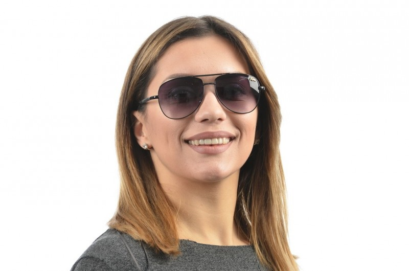 Женские очки 2019 года 7260black, фото 4