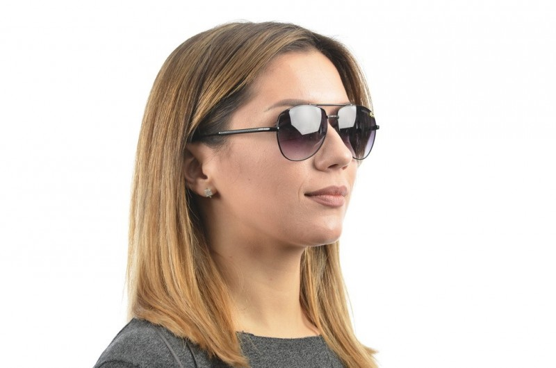 Женские очки 2019 года 7260black, фото 5