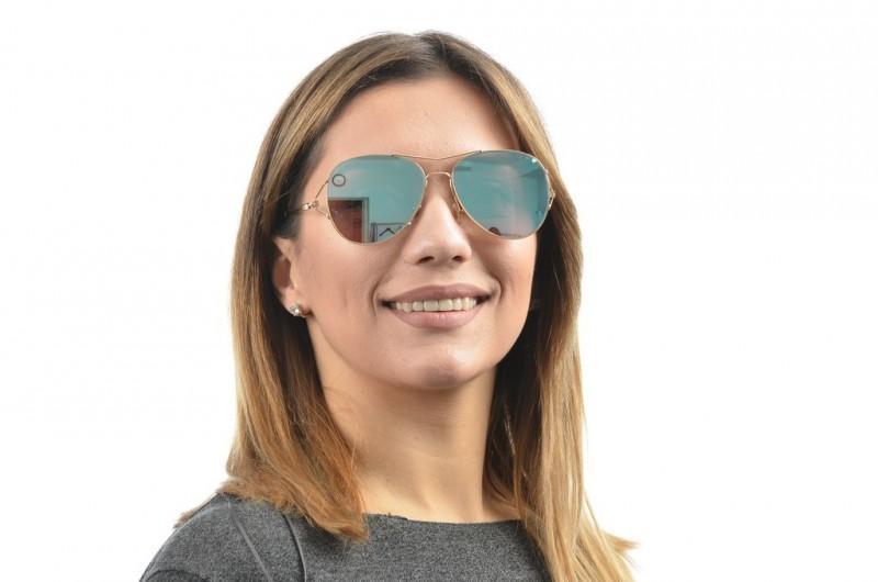 Женские очки 2021 года 2093blue, фото 4