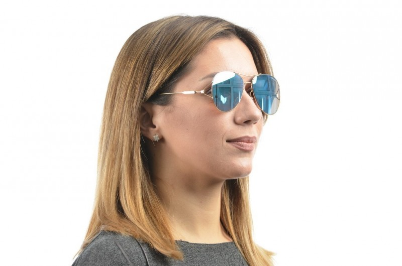 Женские очки 2021 года 2093blue, фото 5