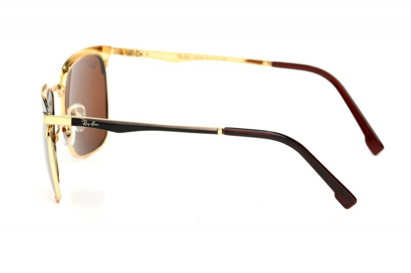 Ray Ban Clubmaster 4621brown, фото 3