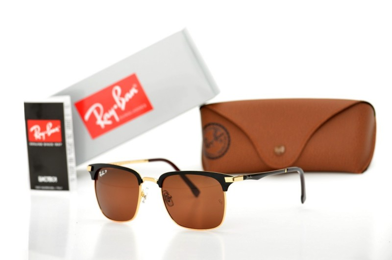 Ray Ban Clubmaster 4621brown, фото 30