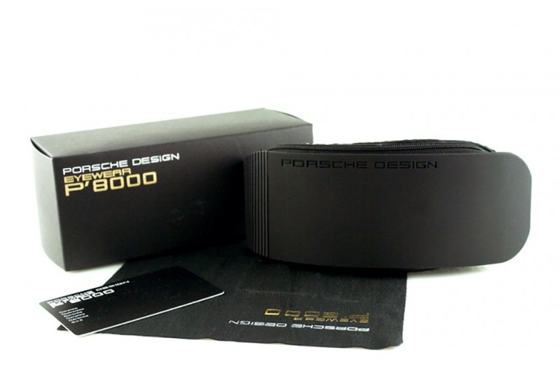 Мужские очки Porsche Design 8755bs, фото 5