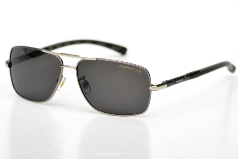 Мужские очки Porsche Design 8724grey, фото 30