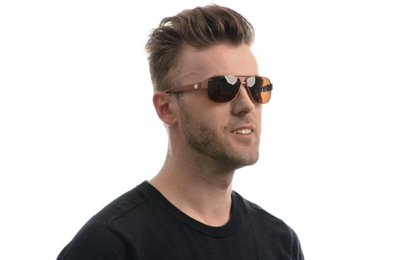 Мужские очки Mercedes 618br, фото 4