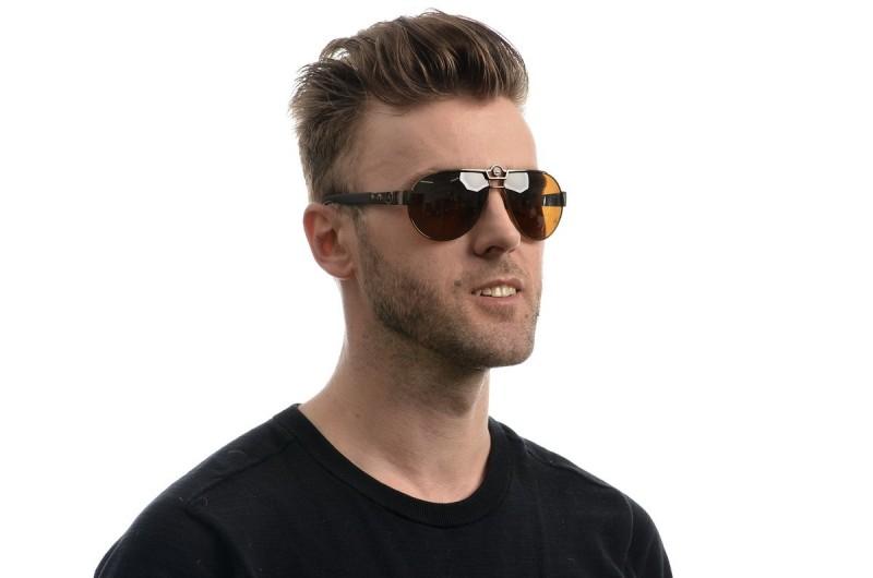 Мужские очки Mercedes mb757br, фото 4