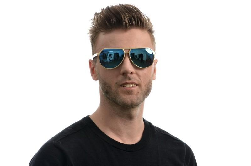 Мужские очки Hermes 8807bg, фото 3