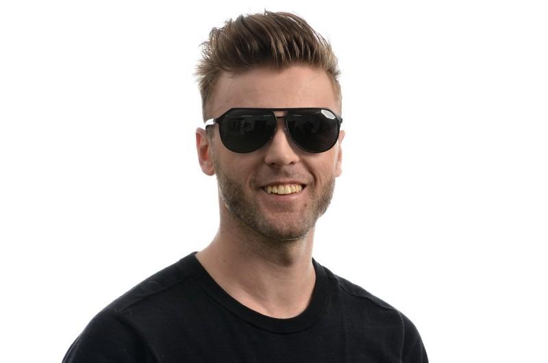 Мужские очки Hermes 8807bl, фото 3