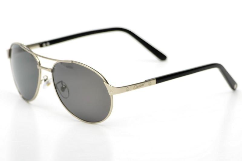 Мужские очки Cartier 8200586s, фото 30