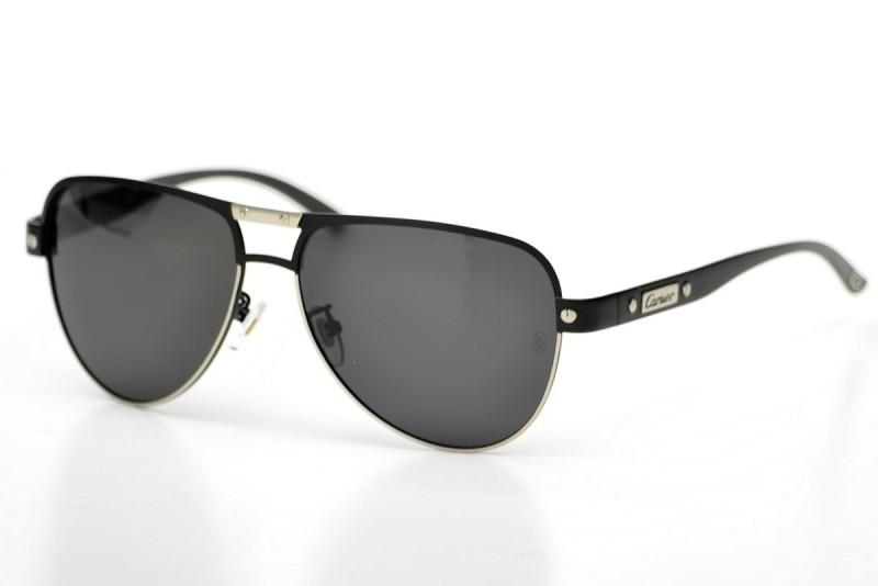 Мужские очки Cartier 0690bs, фото 30