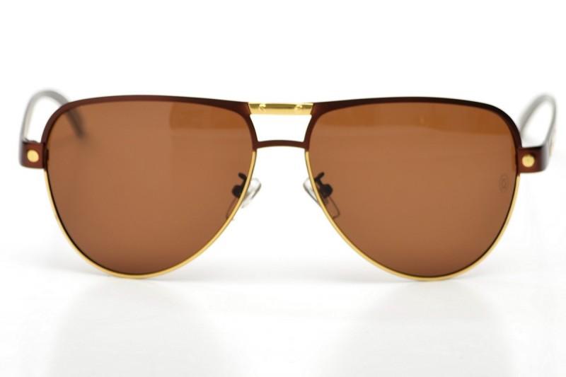 Мужские очки Cartier 0690br, фото 1
