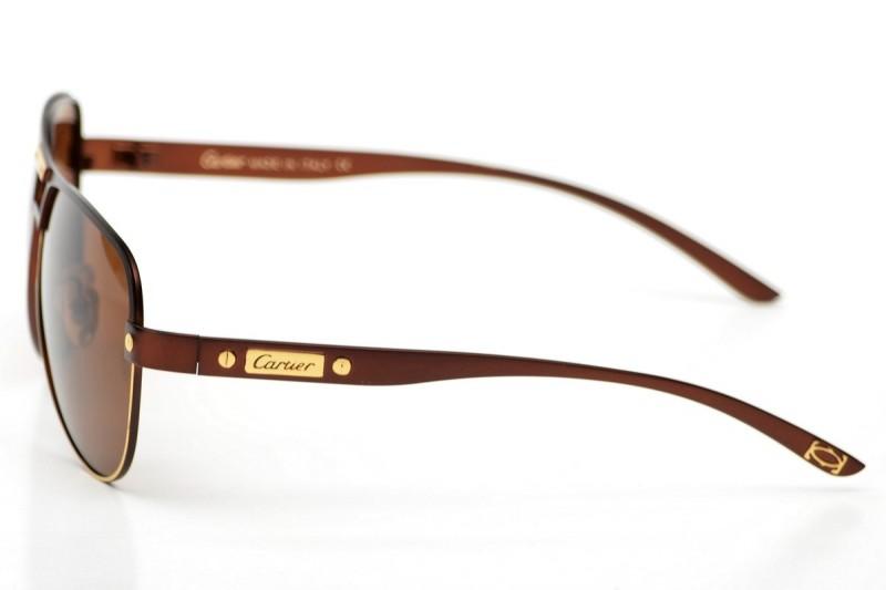 Мужские очки Cartier 0690br, фото 2