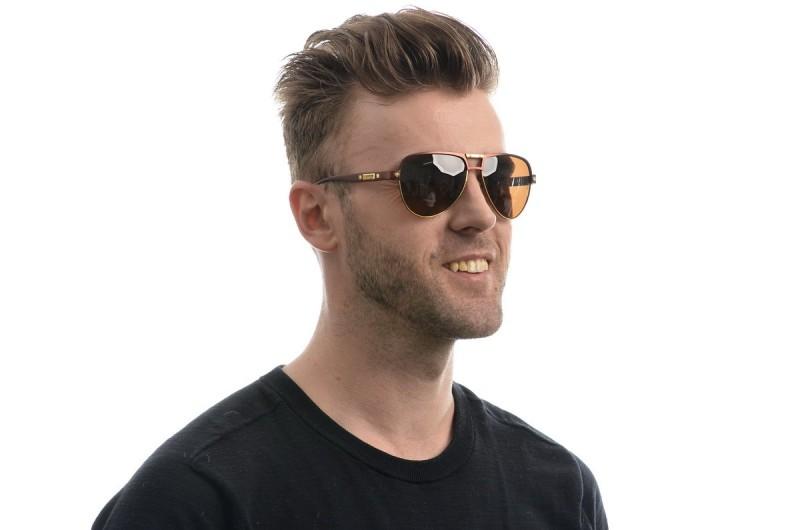 Мужские очки Cartier 0690br, фото 4