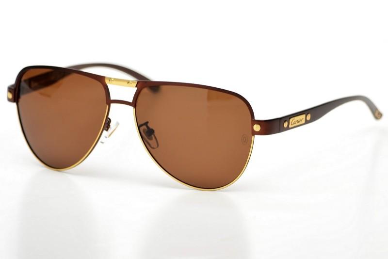 Мужские очки Cartier 0690br, фото 30