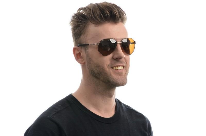Мужские очки Cartier 8200588br, фото 4