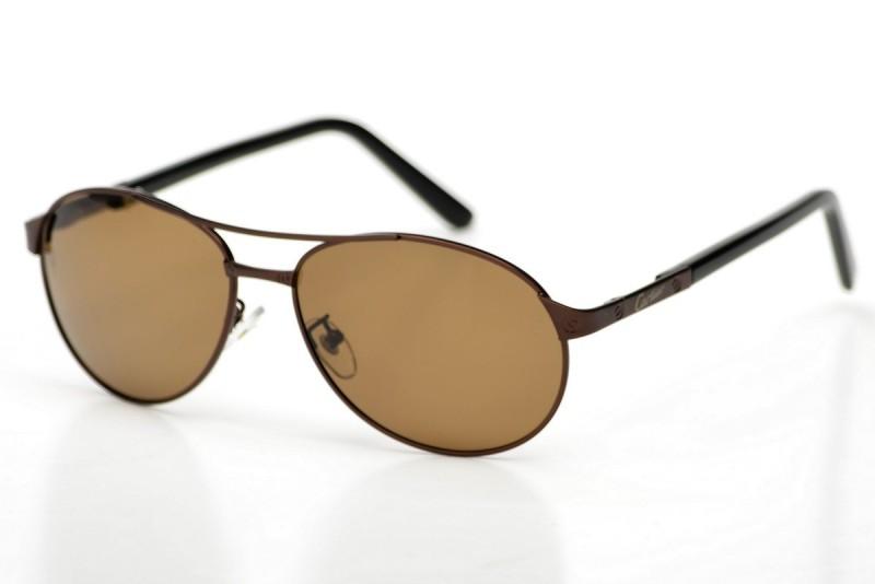 Мужские очки Cartier 8200586bronze, фото 30