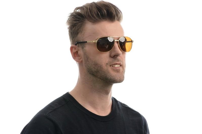 Мужские очки Cartier 8200587br, фото 4
