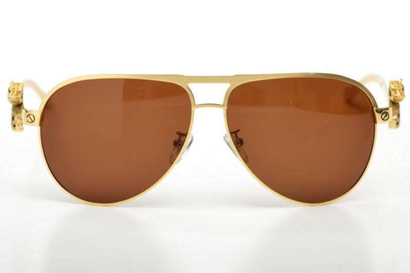 Мужские очки Cartier 820094g-M, фото 1