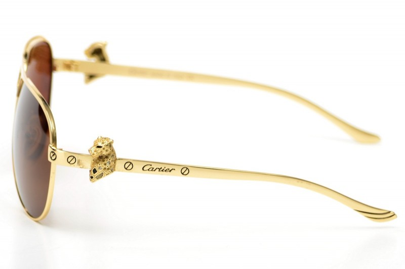 Мужские очки Cartier 820094g-M, фото 2