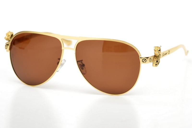 Мужские очки Cartier 820094g-M, фото 30