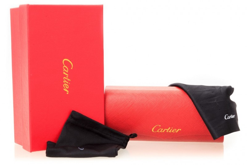Мужские очки Cartier ca801-M, фото 5