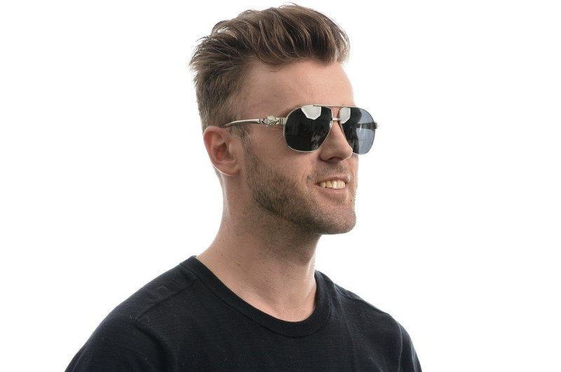 Мужские очки Cartier 820097s, фото 4