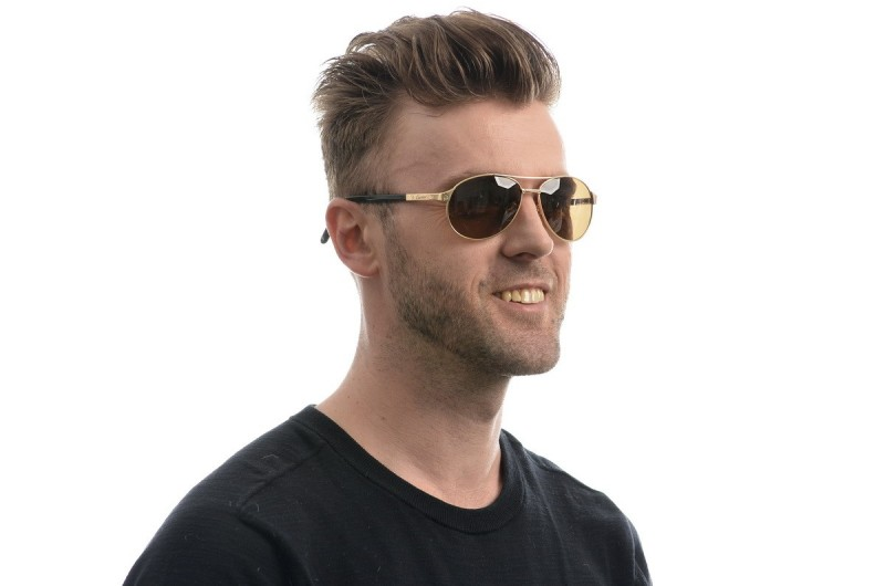 Мужские очки Cartier 8200586g, фото 4