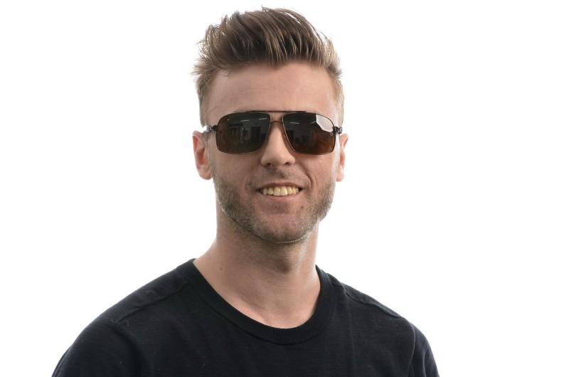 Мужские очки Montblanc mb314br, фото 3