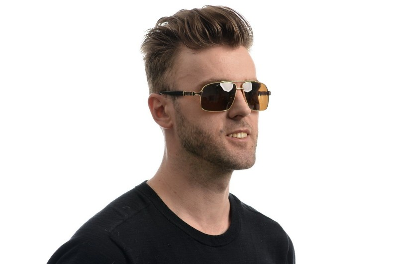 Мужские очки Montblanc mb314g, фото 4