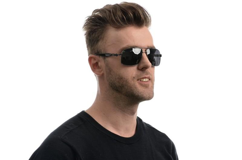 Мужские очки Montblanc mb314gr, фото 4