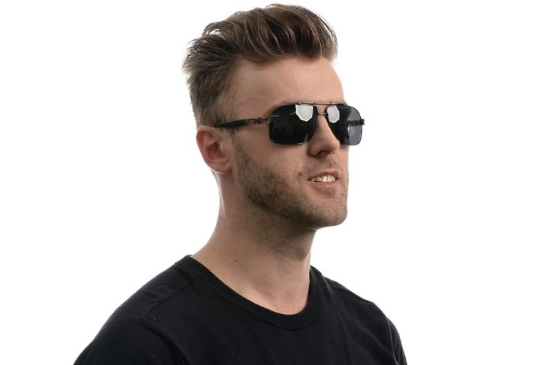 Мужские очки Montblanc mb314b, фото 4