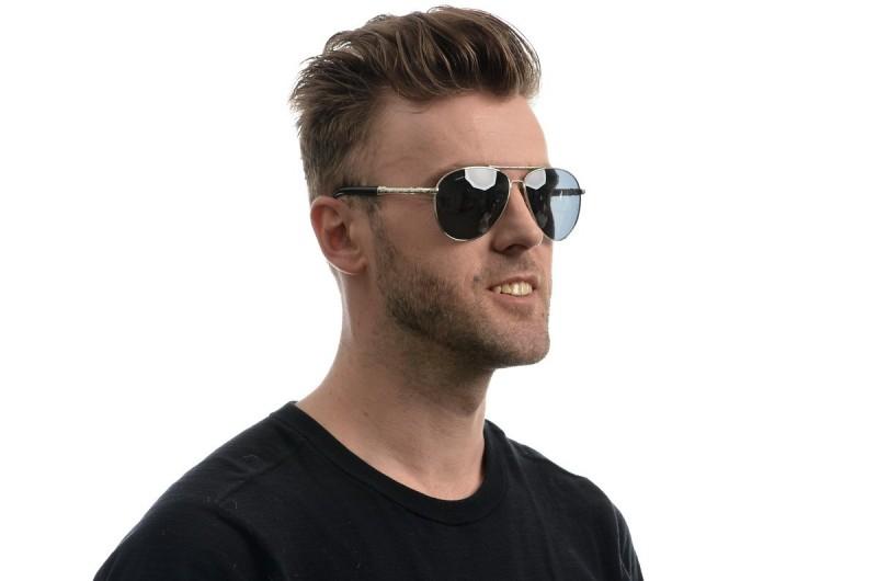 Мужские очки Montblanc 5512s-M, фото 4