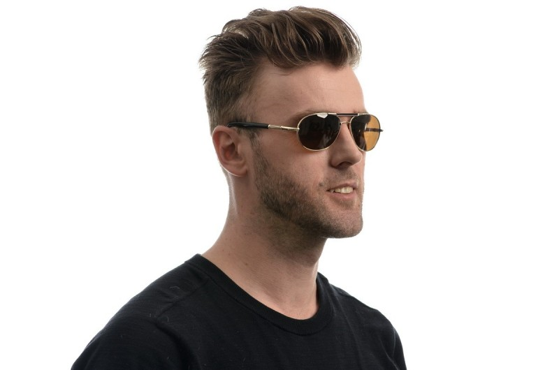 Мужские очки Montblanc mb367g, фото 4