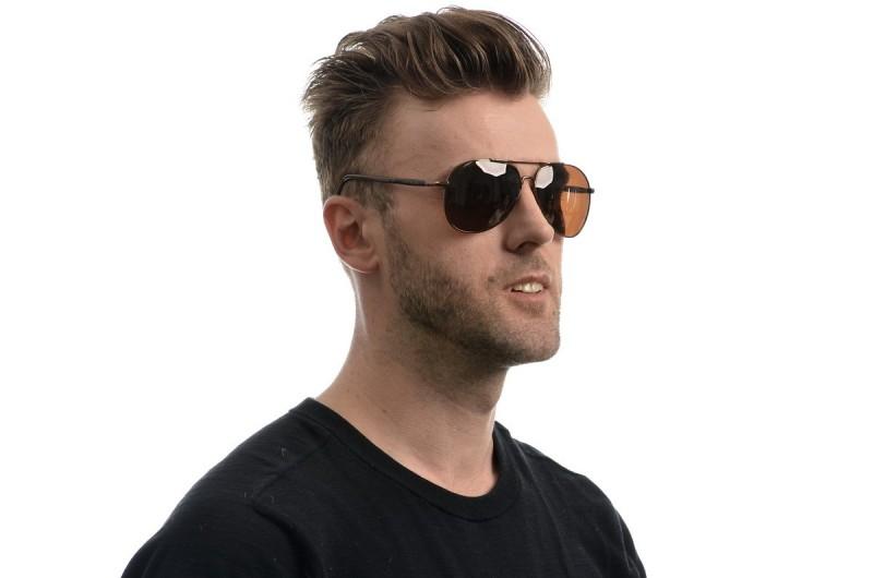 Мужские очки Montblanc mb502br-M, фото 4