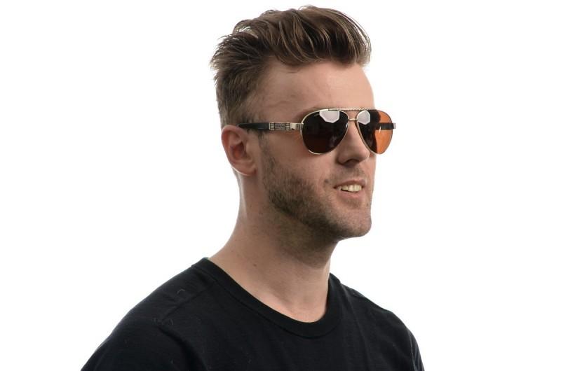 Мужские очки Gucci 10001br, фото 4