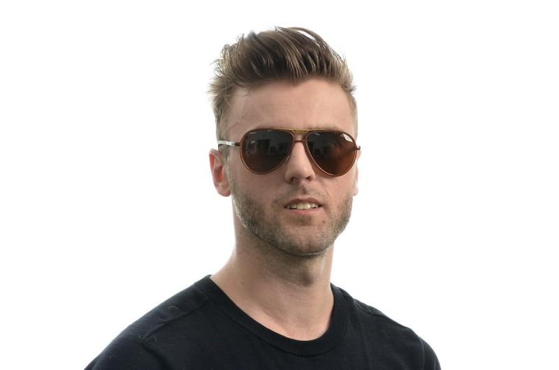 Мужские очки Gucci 874brown-M, фото 3