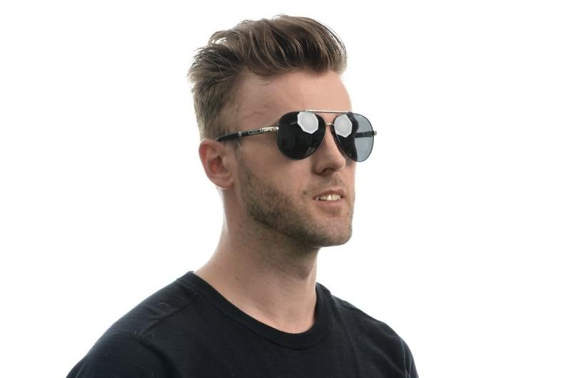 Мужские очки Gucci 0722b-M, фото 4