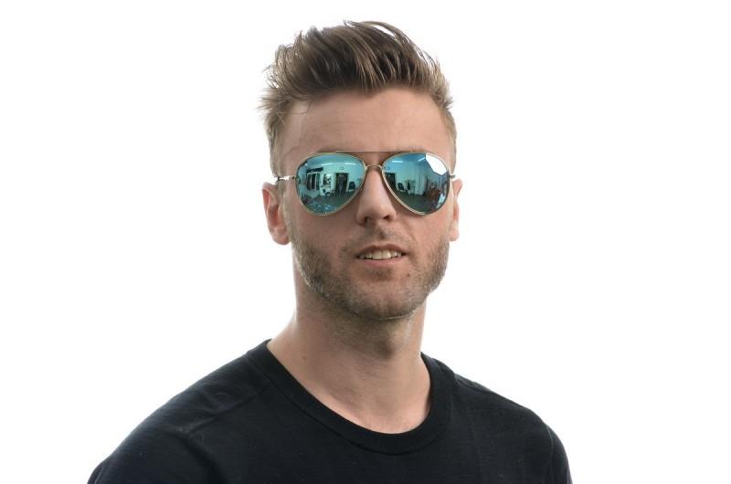 Мужские очки Dior 4396blue-M, фото 4