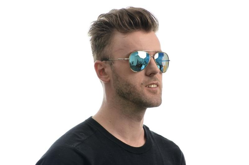 Мужские очки Dior 4396blue-M, фото 5