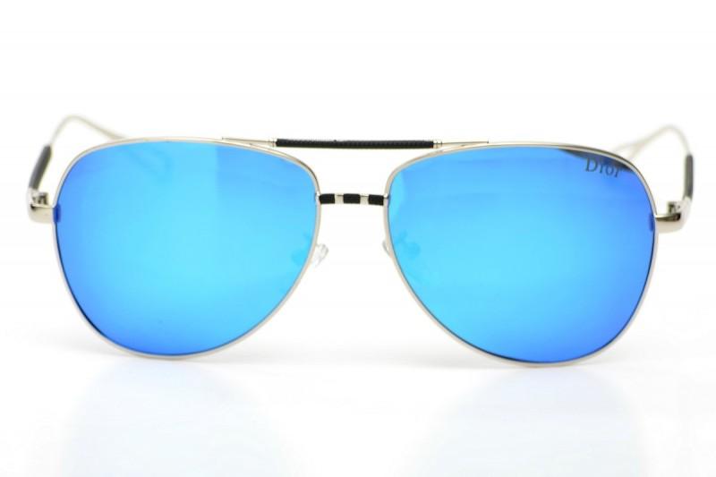 Мужские очки Dior 0158blue-M, фото 1
