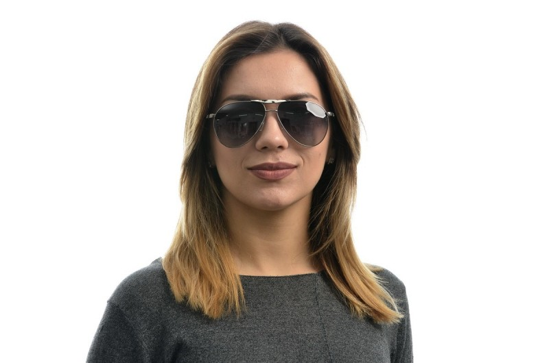 Женские очки Cartier 0669s-W, фото 3