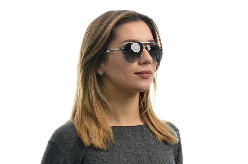 Женские очки Cartier 0669s-W, фото 4