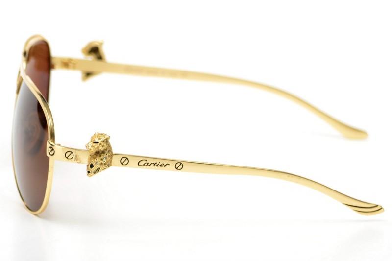 Женские очки Cartier 820094g-W, фото 2