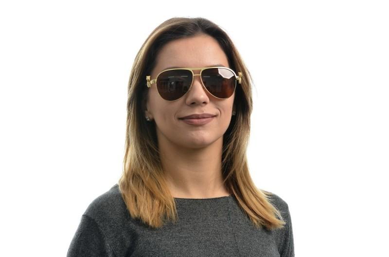 Женские очки Cartier 820094g-W, фото 3