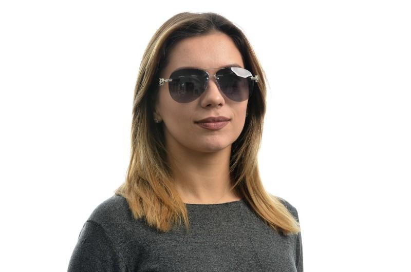 Женские очки Cartier ca801-W, фото 3