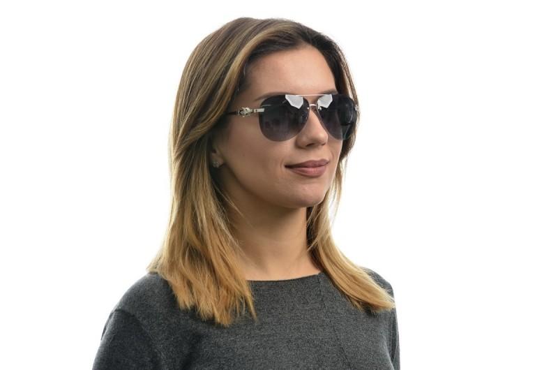 Женские очки Cartier ca801-W, фото 4