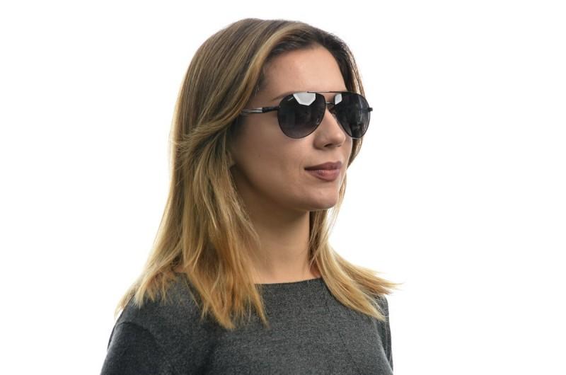 Женские очки Gucci 4395b-W, фото 4